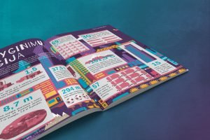 Magazine for kids Terminalas