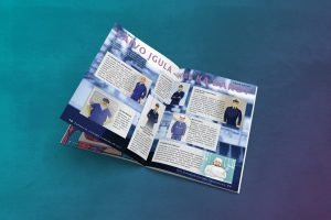 Magazine for kids Terminalas