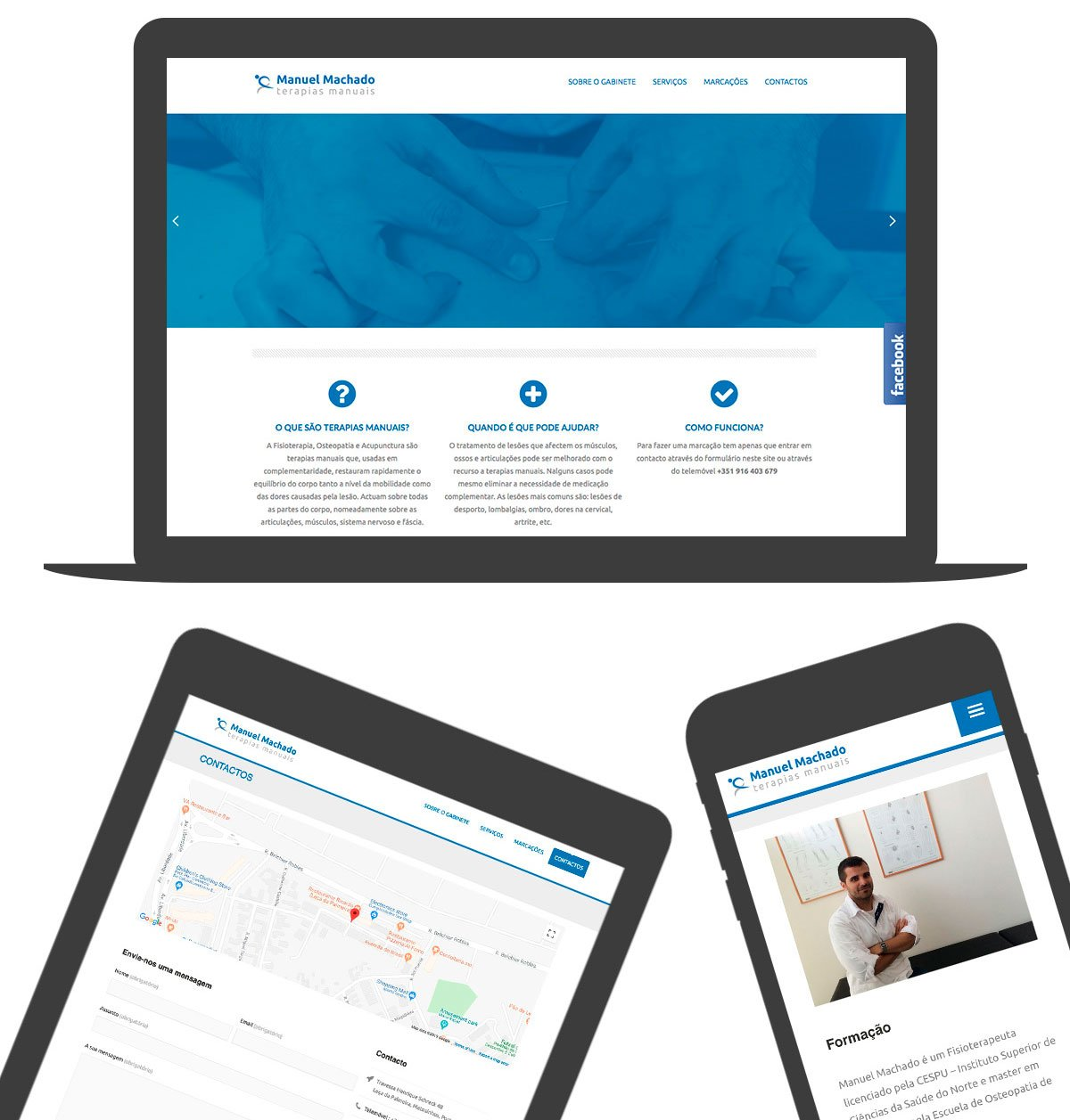 Website-Manuel-Machado